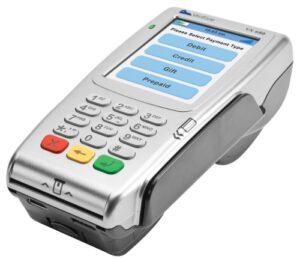Maksupaate, Verifone VX680, taksivarustelu